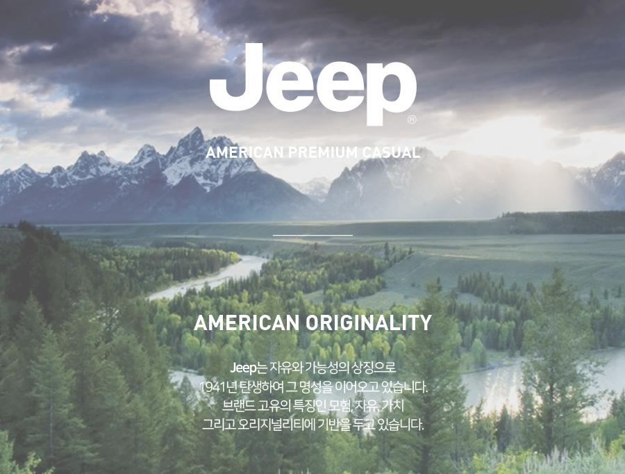 지프(JEEP) 4WD String Cross Bag (GJ3GAU526UP)